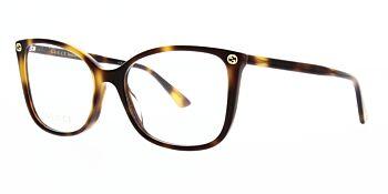 Gucci Glasses GG0026O 002 53