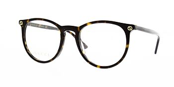 Gucci Glasses GG0027O 002 50