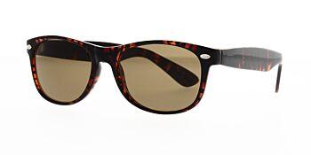 Visage Sunglasses 175 C01 Tortoise