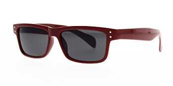Visage Sunglasses 177 C03 Red