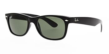 Ray Ban Sunglasses New Wayfarer Black RB2132 901