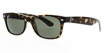 Ray Ban Sunglasses New Wayfarer Tortoise RB2132 902L