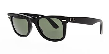 Ray Ban Sunglasses Wayfarer Black RB2140 901 54