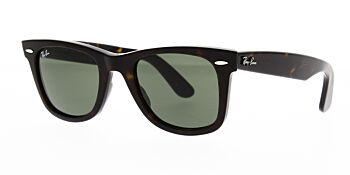 Ray Ban Sunglasses Wayfarer Tortoise RB2140 902 50