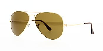 Ray Ban Sunglasses Aviator Large Metal RB3025 001 33 62