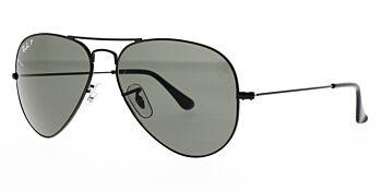Ray Ban Sunglasses Aviator Large Metal RB3025 002 58 Polarised 55