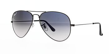 Ray Ban Sunglasses Aviator Large Metal RB3025 004 78 Polarised 58