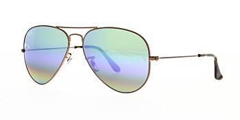 Ray Ban Sunglasses Aviator Large Metal RB3025 9018C3 58