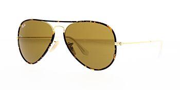 Ray Ban Sunglasses Aviator Full Color RB3025JM 001 58