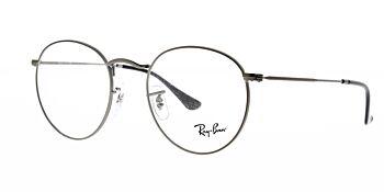 Ray Ban Glasses Round Metal RX3447V 2620 47