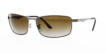 Ray Ban Sunglasses RB3498 029 T5 Polarised 64