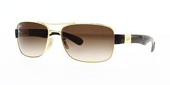 Ray Ban Sunglasses RB3522 001 13 61