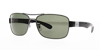 Ray Ban Sunglasses RB3522 004 9A Polarised 64