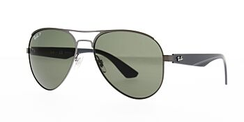 Ray Ban Sunglasses RB3523 029 9A Polarised 59