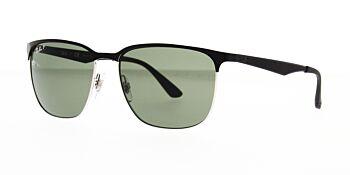 Ray Ban Sunglasses RB3569 90049A Polarised 59