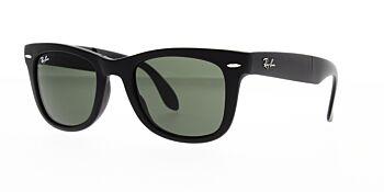Ray Ban Sunglasses Folding Wayfarer RB4105 601S 54