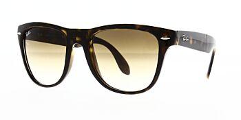 Ray Ban Sunglasses Folding Wayfarer RB4105 710 51 54