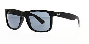 Ray Ban Sunglasses Justin RB4165 622 2V Polarised 55