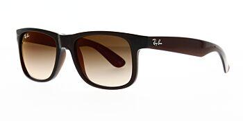 Ray Ban Sunglasses Justin RB4165 714 S0 55