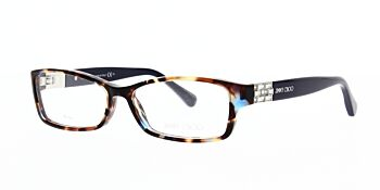 Jimmy Choo Glasses JC-41 9DT 53