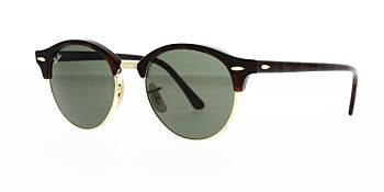 Ray Ban Sunglasses Clubround RB4246 990 51