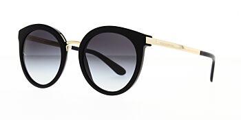 Dolce & Gabbana Sunglasses DG4268 501 8G 52