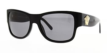 Versace Sunglasses VE4275 GB1 81 Polarised 58