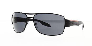 Prada Sport Sunglasses PS53NS 1BO5Z1 Polarised 65