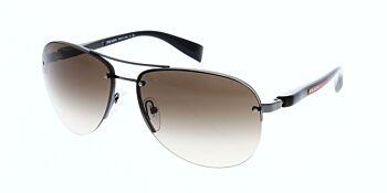 Prada Sport Sunglasses PS56MS 5AV6S1 62