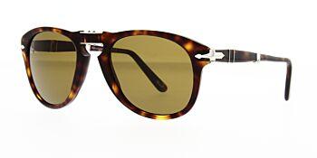 Persol Sunglasses PO0714 24 57 Polarised 52