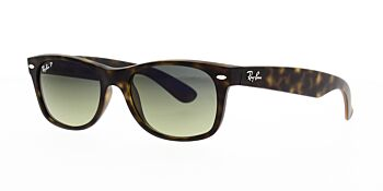 Ray Ban Sunglasses New Wayfarer RB2132 894 76 Polarised 55