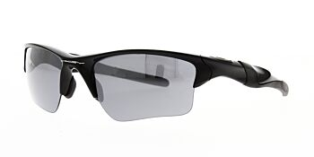 Oakley Sunglasses Half Jacket 2.0 XL Polished Black-Black Iridium OO9154-01