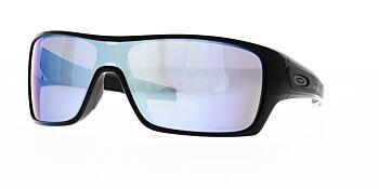 Oakley Sunglasses Turbine Rotor Polished Black/Prizm Deep H2O Polarised OO9307-0832