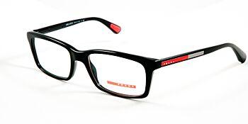 Prada Sport Glasses PS 02CV 1AB1O1 55