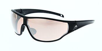 Adidas Sunglasses Tycane L Matte Black Pink/Grey Mirror A191 00 6050 00 00