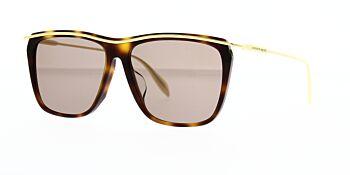 Alexander McQueen Sunglasses AM0143SA 001 57