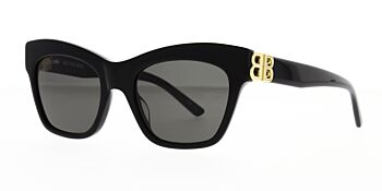 Balenciaga Sunglasses BB0132S 001 53