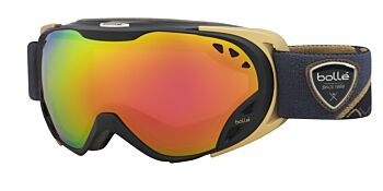 Bolle Goggles Duchess Black & Gold/Rose Gold 21462