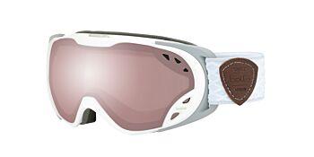Bolle Goggles Duchess Matte White & Grey/Vermillon Gun 21831