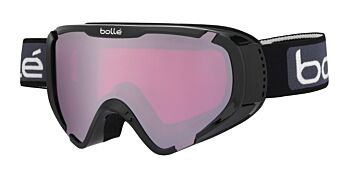 Bolle Goggles Explorer OTG Shiny Black/Vermillon Gun 21376