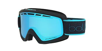 Bolle Goggles Nova II Matte Black & Blue Tree/Phantom Vermillon Blue 21845