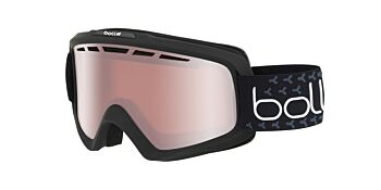 Bolle Goggles Nova II Matte Black & White/Vermillon Gun 21854