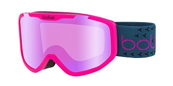 Bolle Goggles Rocket Plus Matte Pink & Blue/Rose Gold 21775