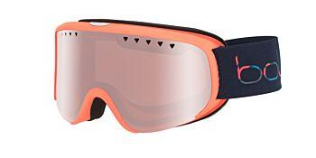 Bolle Goggles Scarlett Matte Coral & Blue/Vermillon Gun 21860
