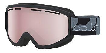 Bolle Goggles Schuss Matte Black/Vermillon Gun 21811