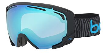 Bolle Goggles Supreme OTG Matte Black & Neon Blue/Phantom Vermillon Blue 21610