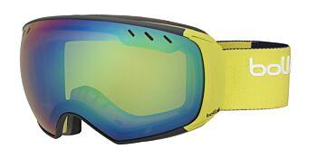 Bolle Goggles Virtuose Matte Blue & Lime/Green Emerald & Lemon Gun 21621