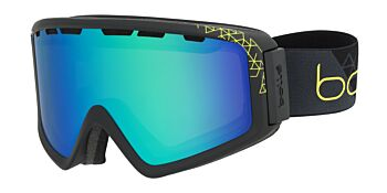 Bolle Goggles Z5 OTG Matte Black & Lime/Green Emerald 21789