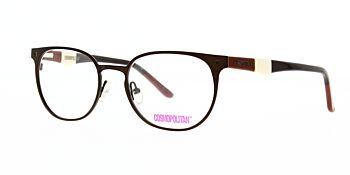 Cosmopolitan Glasses C105 Brown 51