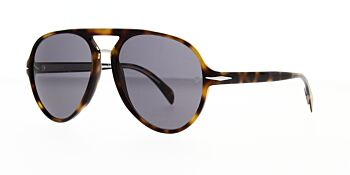 David Beckham Sunglasses DB7005 S WR9 M9 Polarised 57